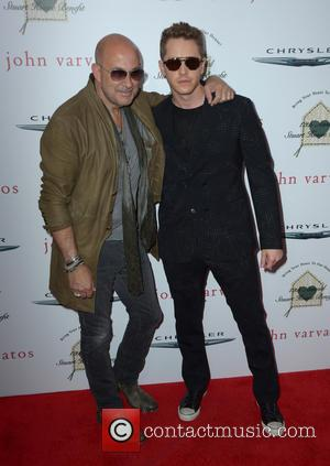 John Varvatos and Josh Dallas - The John Varvatos 12th Annual Stuart House Benefit with Honorary Chair Chris Pine. Live...