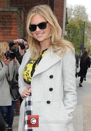 Kate Upton - Vogue Festival 2015 - Outside Arrivals - London, United Kingdom - Sunday 26th April 2015