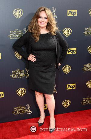 Catherine Bach - The 42nd Daytime Emmy Awards held at Warner Brothers Studios in Burbank, California at Daytime Emmy Awards,...
