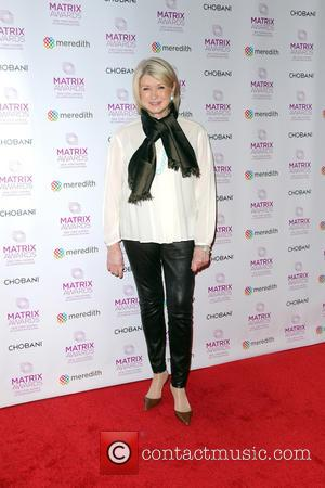 Martha Stewart - 2015 Matrix Awards - Red Carpet Arrivals - Manhattan, New York, United States - Monday 27th April...