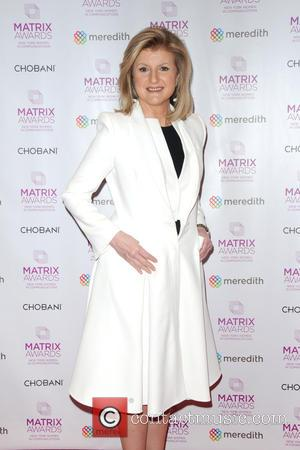 Arianna Huffington - 2015 Matrix Awards - Red Carpet Arrivals - Manhattan, New York, United States - Monday 27th April...