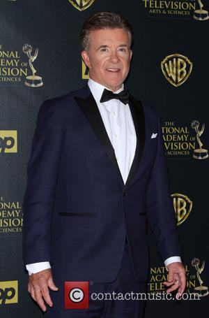 Alan Thicke - A variety of celebrities were photographed in the Press Room as they attended the 42nd Daytime Emmy...