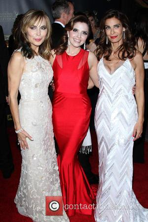 Kristian Alfonso and Jen Lilley