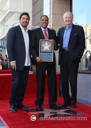 Dean Cain, Larry Elder and Jon Voight