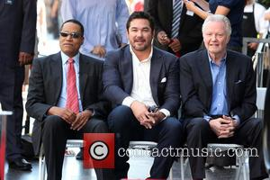 Larry Elder, Dean Cain and Jon Voight