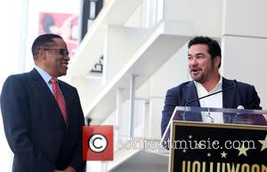 Larry Elder and Dean Cain
