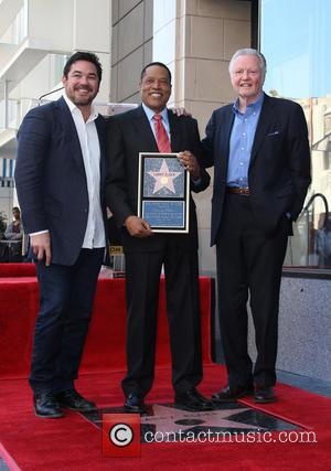 Dean Cain, Larry Elder and Jon Voight