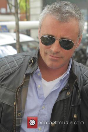 Matt LeBlanc - American actor who starred in the hit TV series 'Friends' as Joey, Matt LeBlanc was photographed outside...