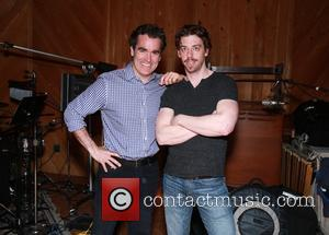 Brian D'arcy James and Christian Borle
