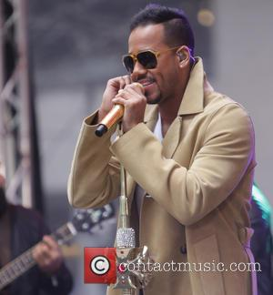 Romeo Santos - Romeo Santos performing live on the 'Today' show as part of #vivatoday celebrating Latin culture at Rockefeller...
