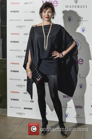 Jasmine Guiness - LDNY fashion show and WIE Award Gala - Arrivals - London, United Kingdom - Monday 27th April...