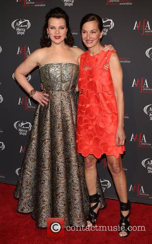 Debi Mazar and Cynthia Rowley