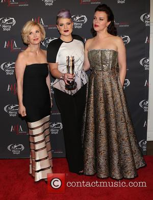 Juanita D. Duggan, Kelly Osbourne and Debi Mazar