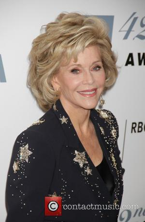 Jane Fonda - Film Society of Lincoln Center 42nd Annual Chaplin Awards held at Tully Hall - Arrivals at Tully...