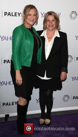 Lori McCreary and Barbara Hall