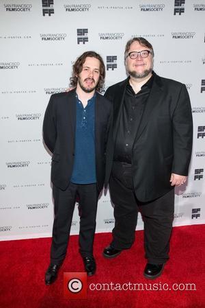 Edgar Wright and Guillermo Del Toro