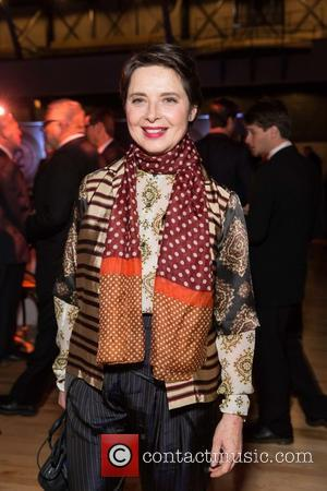 Isabella Rossellini - Shots of a variety of stars were photographed at the 2015 Film Society Awards ceremony, This year's...