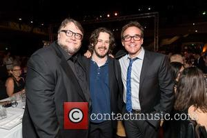 Guillermo del Toro, Edgar Wright and Chris Columbus