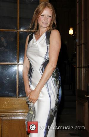 Olivia Inge - LDNY fashion show and WIE Award Gala held at Goldsmiths Hall - Outside Arrivals at Goldsmiths Hall...