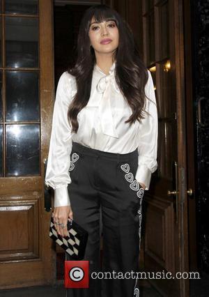 Zara Martin - LDNY fashion show and WIE Award Gala held at Goldsmiths Hall - Outside Arrivals at Goldsmiths Hall...
