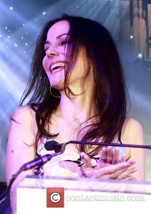 Mary-Louise Parker - 2015 Tony Award Announcements held at the Paramount Hotel. at Paramount Hotel, - New York City, New...