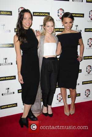 Caroline Ford, Sophie Colquhoun and Sasha Frost