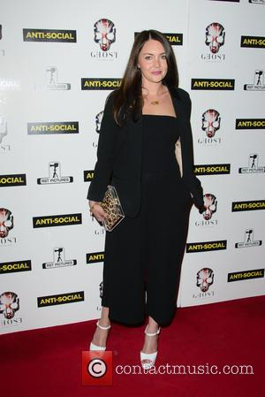 Lacey Turner - 'Anti-Social' UK premiere at Cineworld - Arrivals - London, United Kingdom - Tuesday 28th April 2015