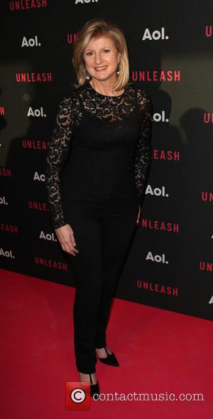 Arianna Huffington - A host of stars were photographed as they arrived for AOL 2015 NewFront presents AOL Unleash which...
