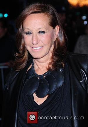 Donna Karan and . - A variety of stars were snapped as the Cinema Society & Audi hosted a special...
