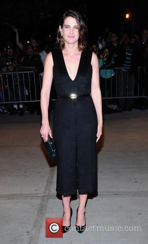 Cobie Smulders - A variety of stars were snapped as the Cinema Society & Audi hosted a special screening of...