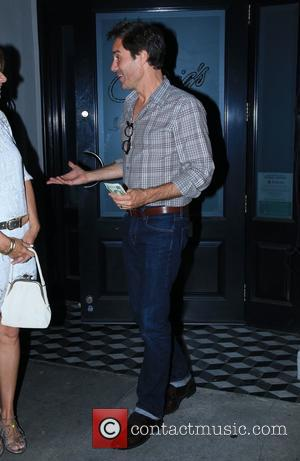 Eric McCormack - Eric McCormack leaves Craig's restaurant in West Hollywood - Los Angeles, California, United States - Tuesday 28th...