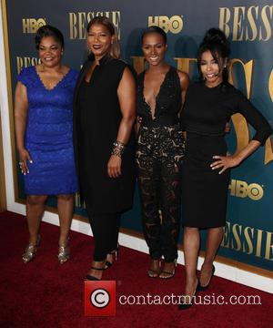 Mo'nique, Queen Latifah, Tika Sumpter and Khandi Alexander