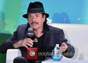 Carlos Santana - Billboard Latin Music Conference and Awards - Day 3 - 'Legends' session at The Ritz-Carlton Miami Beach...