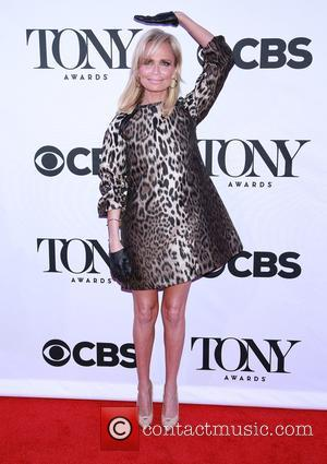 Kristin Chenoweth - A host of stars were photographed as they arrived for the Meet the 2015 Tony Nominees reception...