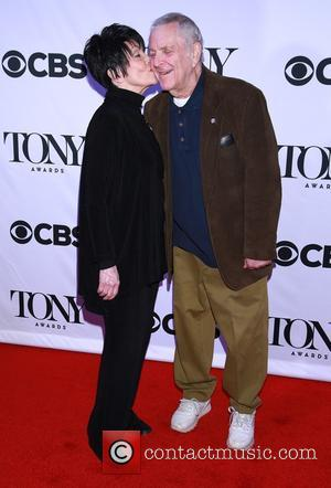Chita Rivera and John Kander - A host of stars were photographed as they arrived for the Meet the 2015...