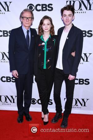 Bill Nighy, Carey Mulligan and Matthew Beard