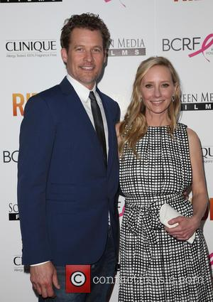 James Tupper and Anne Heche - A host of stars were photographed as they attended the Los Angeles premiere of...