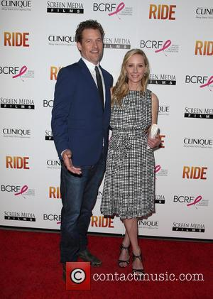 James Tupper and Anne Heche
