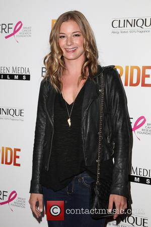 Emily VanCamp - A host of stars were photographed as they attended the Los Angeles premiere of 'Ride' which was...