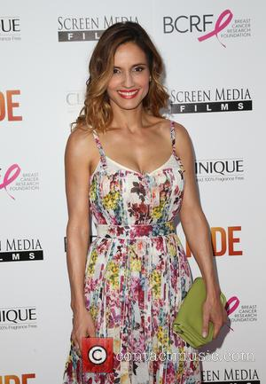 Leonor Varela - A host of stars were photographed as they attended the Los Angeles premiere of 'Ride' which was...