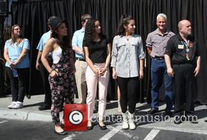 Alicia Sixtos, Danielle Vega, Tracy Perez, Edward.m and Greg Louganis