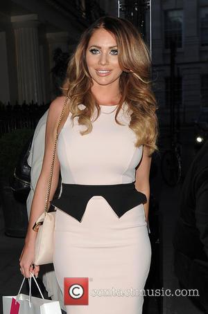 Amy Childs - Very.co.uk VIP Summer Party at Haymarket Hotel at Haymarket Hotel - London, United Kingdom - Wednesday 29th...
