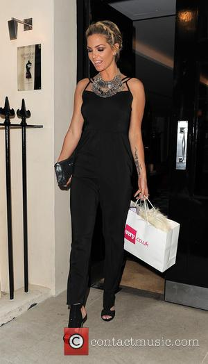 Sarah Harding - Very.co.uk VIP Summer Party at Haymarket Hotel at Haymarket Hotel - London, United Kingdom - Wednesday 29th...