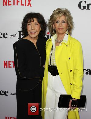 Lily Tomlin And Jane Fonda Experimented With Peyote For New Show