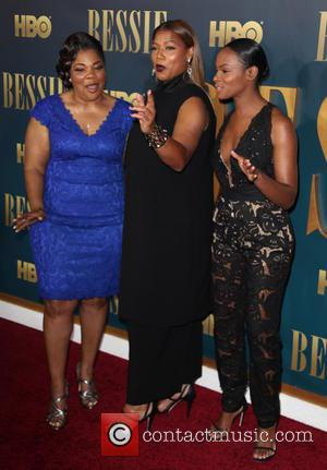 Mo'nique, Queen Latifah and Tika Sumpter