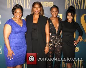 Queen Latifah, Tika Sumpter, Mo'nique and Khandi Alexander