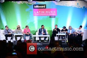 J Alvarez, Plan B, Maldy, Alex Sensation, J Balvin, Nicky Jam, Farruko and Justin Quiles