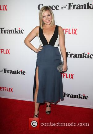 June Diane Raphael - A variety of stars were snapped as they attended the Premiere Of Netflix's 'Grace And Frankie'...