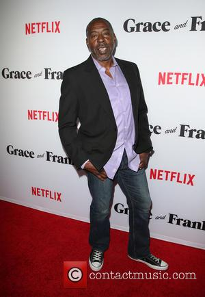 Ernie Hudson - A variety of stars were snapped as they attended the Premiere Of Netflix's 'Grace And Frankie' which...