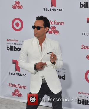 Marc Anthony - A variety of stars were snapped as they attended the 2015 Billboard Latin Music Awards which were...